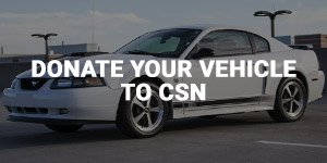 Donate your vehicle to CSN
