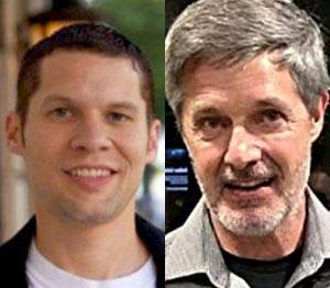 Dillon Burroughs and Joe Kerr